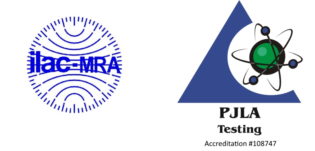 ISO 17025:2017 Accreditation